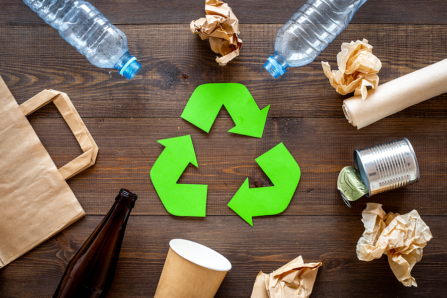 Minton Jones provides office recycling services in Georgia.